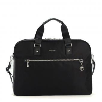 """Hedgren Charm Business Opalia Business-Tasche mit zwei Fächern 15,6 """" Black"""