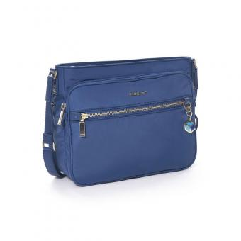 Hedgren Charm Magic M Crossover Schultertasche Nautical Blue