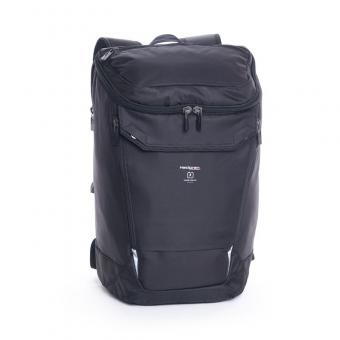 "Hedgren connect Link Bond Large Backpack with Rain Cover 15.6"" Black"