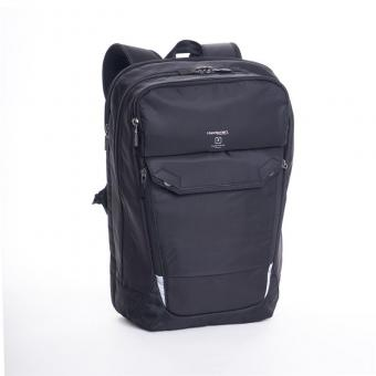 "Hedgren connect Link Hookup Backpack 15.6"" Black"