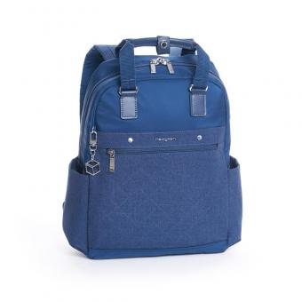 "Hedgren Diamond Star Ruby M Rucksack 13"" Dress Blue"
