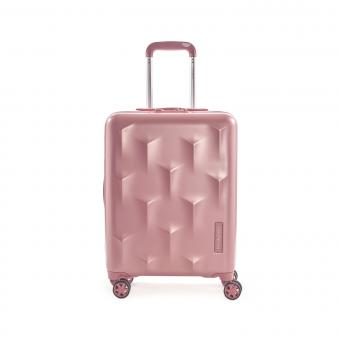 Hedgren Edge Carve XS Cabin Trolley, 4 Rollen, 55cm Blush