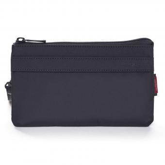 Hedgren Follis FRANC XL Clutch mit RFID-Schutz black