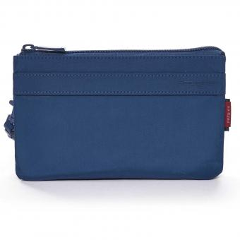 Hedgren Follis FRANC XL Clutch mit RFID-Schutz dress blue