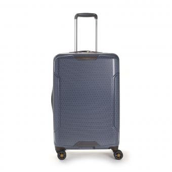 Hedgren Freestyle Glide M Expandable 4-Rollen-Trolley 67cm Volcanic Glass Grey