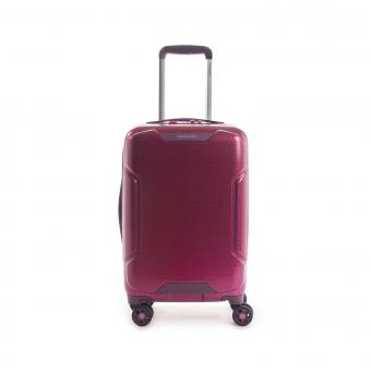 Hedgren Freestyle Glide S Cabin Trolley, 4 Rollen, 55cm (IATA) Beet Red