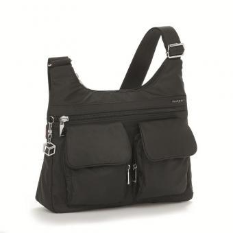 Hedgren Inner City PRARIE Shoulder Bag Black
