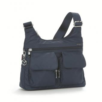 Hedgren Inner City PRARIE Shoulder Bag Dress Blue