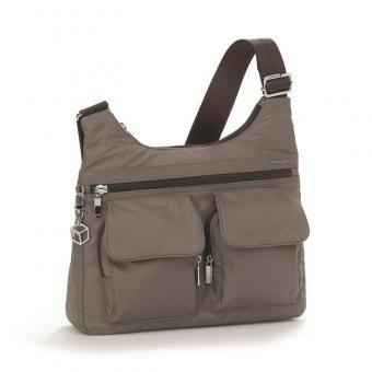 Hedgren Inner City PRARIE Shoulder Bag Sepia/Brown
