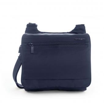 Hedgren Inner City SPUTNIK Crossover + Sicherheitshaken + RFID Dress Blue