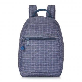 Hedgren Inner City Vogue RFID-Rucksack klein Winter Craft Print
