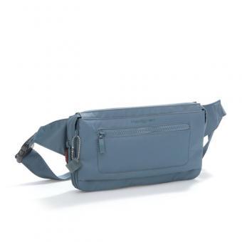 Hedgren Inter-City ASHARUM Hüfttasche mit RFID-Schutz Dolphin Blue