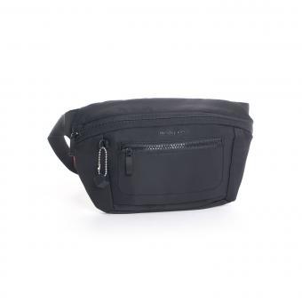 Hedgren Inter-City HIKE Hüfttasche mit RFID-Schutz Black