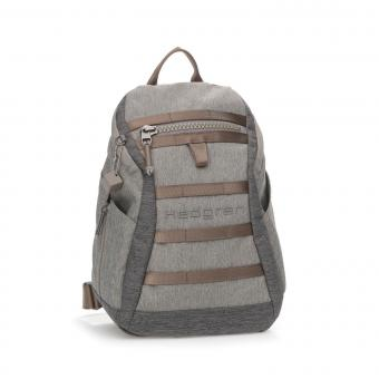 "Hedgren Knock Out ZEPHON Rucksack mit Laptopfach 14"" Falcon Grey"