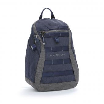 "Hedgren Knock Out ZEPHON Rucksack mit Laptopfach 14"" Parisian Night Blue"