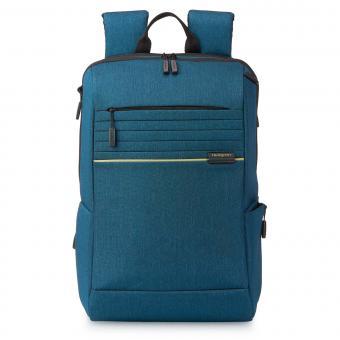 """Hedgren Lineo DASH Rucksack mit zwei Fächern 15,6 """" Legion Blue"""