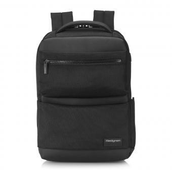"""Hedgren Next PORT Backpack 1-Fach, RFID, 13,3""""  Black"""