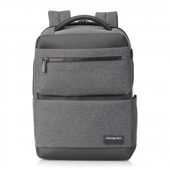 "Hedgren Next PORT Backpack 1-Fach, RFID, 13,3""  Stylish Grey"