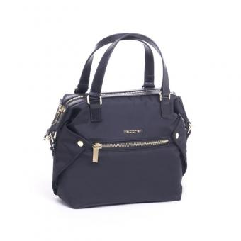Hedgren Prisma Spectral Handtasche Black