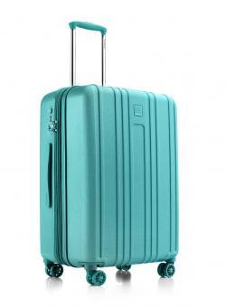 Hedgren Transit Gate M Ex 4-Rollen Trolley 67cm erweiterbar Lucide Turquoise