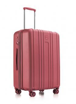 Hedgren Transit Gate M Ex 4-Rollen Trolley 67cm erweiterbar Paradise Pink