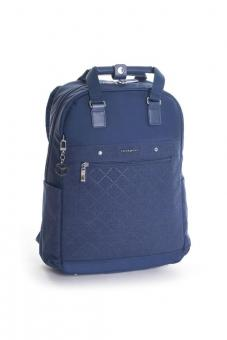 "Hedgren Diamond Star Ruby Rucksack 15"" Dress Blue"