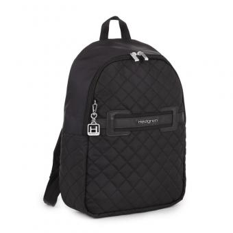 "Hedgren Diamond Touch BARBARA Backpack  mit Laptopfach 13"" Black"