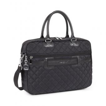 "Hedgren Diamond Touch CHIARA Business Bag mit Laptopfach 15,6"" Black"