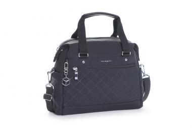 Hedgren Diamond Star Lazuli Handbag Black