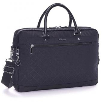 "Hedgren Diamond Star Opal L Business bag 15.6"" Black"