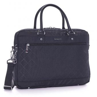 "Hedgren Diamond Star Opal Attache Laptoptasche 13"" Black"