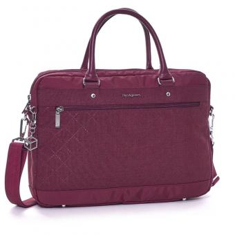 "Hedgren Diamond Star Opal Attache Laptoptasche 13"" Windsor Wine"