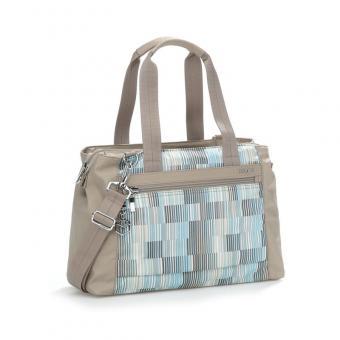 Hedgren Inner City Metropolitan EVA M Handbag *2017 glitch print