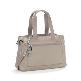 Hedgren Inner City Metropolitan EVA M Handbag *2017 vintage tan