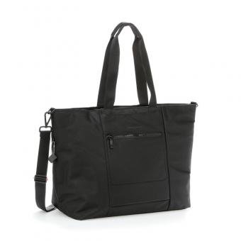 "Hedgren Inter-City SWING XL XL Tote mit Laptopfach 15"" Black"