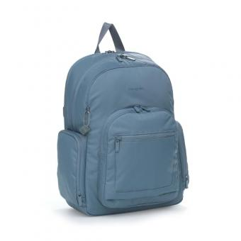 "Hedgren Inter-City TOUR Large Backpack mit Laptopfach 15.6"" Dolphin Blue"