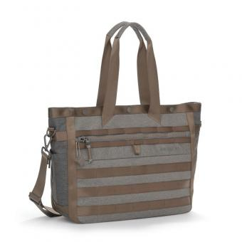 "Hedgren Knock Out GABRIEL Tote mit Laptopfach 15"" Falcon Grey"