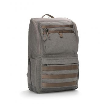 "Hedgren Knock Out TENIN Backpack Medium mit Laptopfach 15.6"" Falcon Grey"