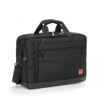 "Hedgren Red Tag LANDING Business Bag mit Laptopfach 15,6"" Black"