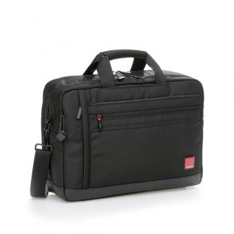 "Hedgren Red Tag THRUST 3 Way Business Bag mit Laptopfach 15,6"" Black"
