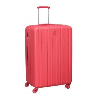 Hedgren Transit Gate L Ex 4-Rollen Trolley 77cm erweiterbar Paradise Pink