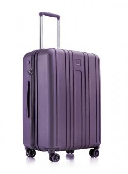 Hedgren Transit Gate M Ex 4-Rollen Trolley 67cm erweiterbar Purple Passion