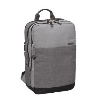 Hedgren Walker Rule Square Backpack 15,6 Zoll Magnet