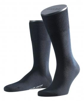 Falke Airport Herren Socken 45-46 dark navy