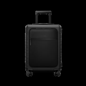 Horizn Studios Essential M5 Cabin Trolley mit Fronttasche All black