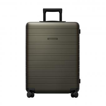 Horizn Studios Smart H6 Check-in Trolley 65 L Dark Olive