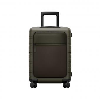 Horizn Studios Model M5 Cabin Trolley mit Fronttasche Dark Olive