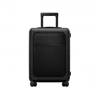Horizn Studios Smart M5 Cabin Trolley mit Fronttasche All Black