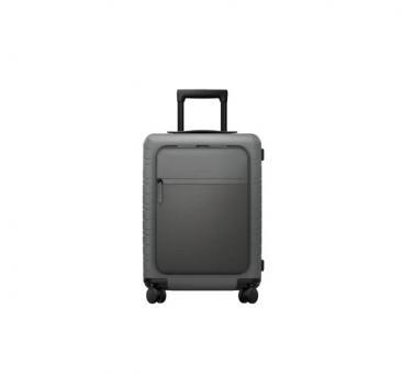 Horizn Studios Model M5 Cabin Trolley mit Fronttasche Quartz Grey