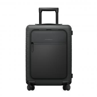Horizn Studios Smart M5 VEGAN Cabin Trolley mit Fronttasche Graphite
